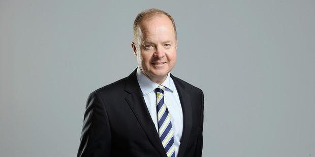 Chris Gudgeon, Kiwi Property Group, Chief Executive. Photo / File