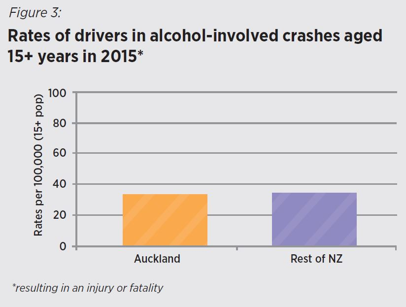 Auckland's Action on Alcohol Plan's Executive Planning Group