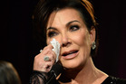 Kris Jenner speaks fondly of her late husband onstage during 2016 Angel Ball. Photo / Getty