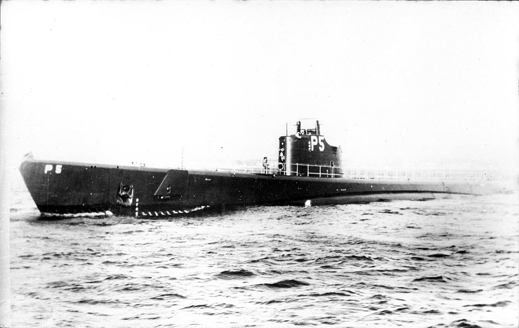 United States Navy Submarine USS Perch is one of five wrecks missing from the bottom of the Java Sea. Photo / Getty