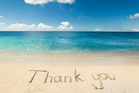 A simple gratitude marketing strategy you might like to use in your own business. Photo / iStock