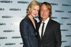 Nicole Kidman and Keith Urban. Photo / Getty