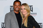 Golfer Tiger Woods and ski racer Lindsey Vonn pictured in 2014. Photo / Getty