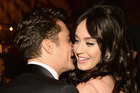 Orlando Bloom and Katy Perry. Photo / Getty
