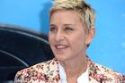 Ellen DeGeneres wasn't allowed inside the White House. Photo / Getty