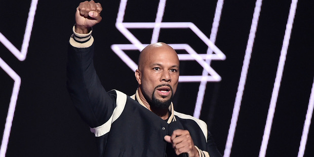With Black America Again, Common does his best to shrug it off and return to what he does best. Photo / Getty Images