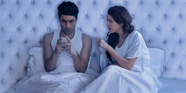 I love my husband, but love my sleep more. And since we've married, I've just stopped getting it. Photo / Getty