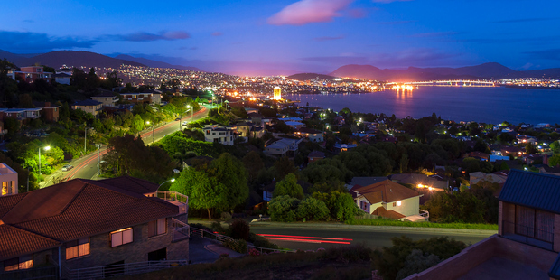 Hobart set to topple Sydney and Melbourne as the nation's strongest property market. Photo / Getty Images