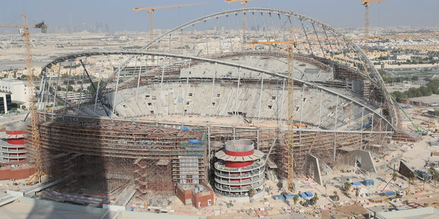 A number of key concerns have been raised over Qatar's ability to host the 2022 FIFA World Cup. Photo / Getty