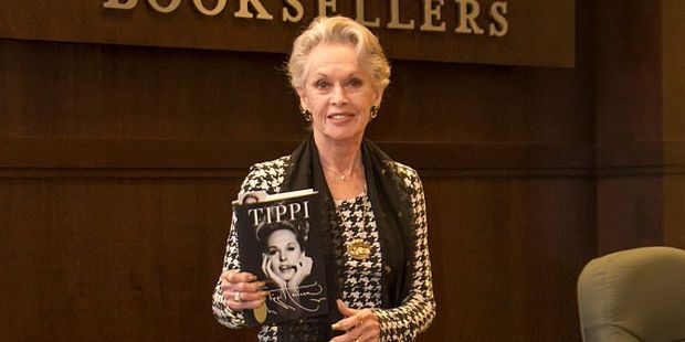 Actress Tippi Hedren. Photo / Getty Images