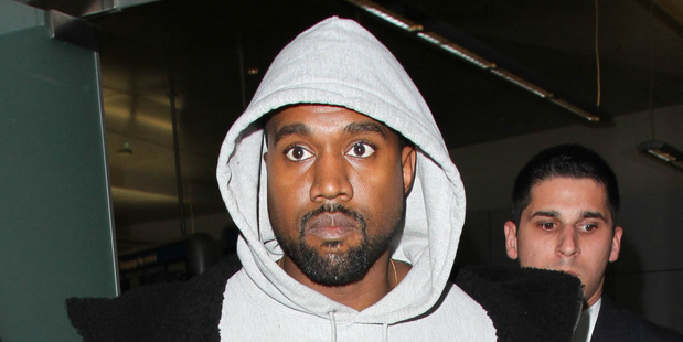 Kanye West has cancelled his Saint Pablo tour after walking out on a concert the other night. Photo/Getty