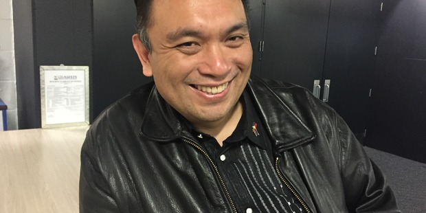Philippines ambassador Jesus Domingo has defended president Rodrigo Duterte after a bizarre interview with the Herald. Photo / Lincoln Tan