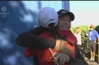 Footage from Sky.  