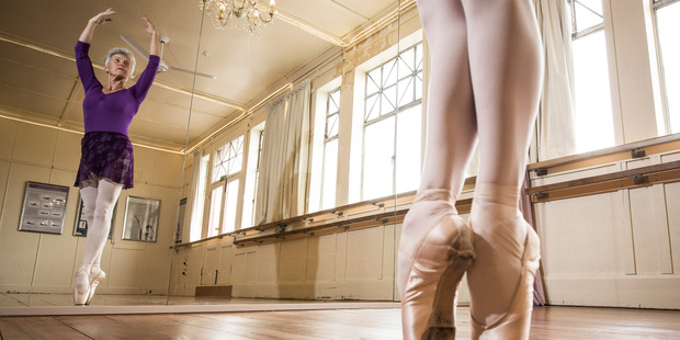 Jackie Scannell, 60, just got very high distinction in her intermediate ballet exam, after picking it up again after 37 years.