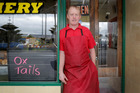 Grant Hurley owner of Hurley's Batchery in Pate, last of the suburban butchers.  Photo/Bevan Conley