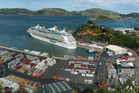 Port Chalmers Container terminal. Photo / Alistair Paterson