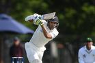 NZ opening batsman Jeet Raval. Photo / Andrew Cornaga