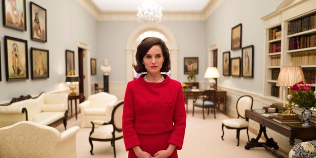 The film focuses on the immediate aftermath of the JFK shooting where Jackie, played by Natalie Portman, attempts to cope with the tragedy.