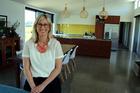 Tara Rountree enjoys helping home owners create their own surroundings. Photo/Stuart Munro.
