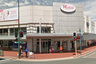Parts of Lower Hutt's Queensgate will remain closed due to structural damage in the cinema end of the carpark. Photo/file