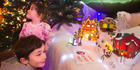 View: Photos: Santa's Wonderland at the Redwoods
