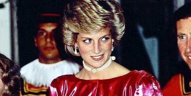 Princess Diana. Photo / NZ Herald
