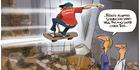 View: Cartoon: Insurance companies and earthquake