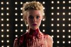 Elle Fanning stars in the Neon Demon.