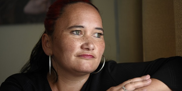 Teisha Paratene of Haeata Trust has experienced racism in Tauranga and says activities such as community meals can help build tolerance and understanding. Photo/George Novak