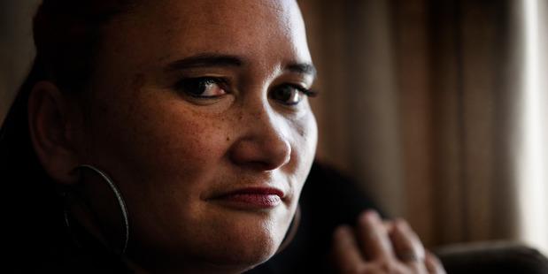 Teisha Paratene says racist abuse made her self worth disappear. Photo/George Novak