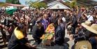 Mita Mohi's funeral