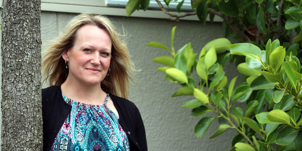 Claire Lilley is Whanganui District Council's parks officer (arboriculture). PHOTO/ NATALIE SIXTUS