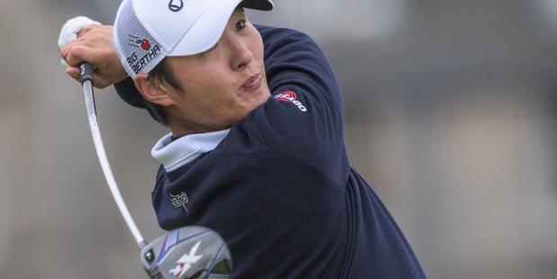 WORLD CLASS: Rotorua's Danny Lee will play in the Australian PGA next week. PHOTO: photosport