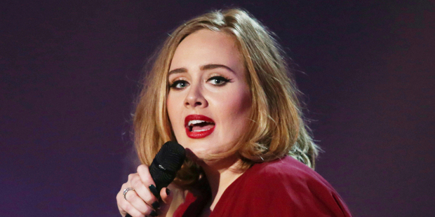 Loading Adele's three shows in Auckland have already sold out after being on sale for less than two hours. Photo / AP
