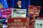 Donald Trump. Photo / AP