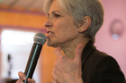 Green party presidential candidate Jill Stein. Photo / AP