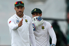 South Africa's Faf du Plessis. Photo / AP
