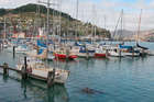 A person has died after an incident in Lyttelton Harbour. File photo