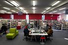 The Avondale Library. Photo /  Brett Phibbs