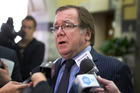 Who you gonna call? Murray McCully. Photo / Mark Mitchell