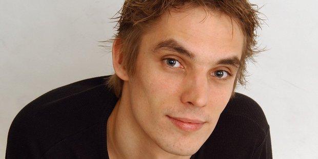 Pianist Cedric Tiberghien. Photo / Supplied