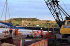 PORT WHANGANUI: A more reliable alternative to Wellington? PHOTO/FILE