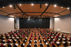 Students sitting an NCEA exam. Photo / file