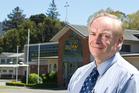 John Paul College principal Patrick Walsh.