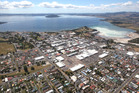 Rotorua Chamber of Commerce president John McRae expects significant growth in Rotorua's central city in the next year or two. Photo/Ben Fraser.