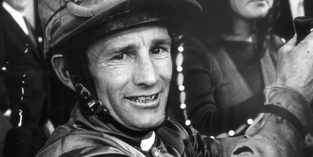 Legendary jockey Bill Skelton has passed away. Photo / File