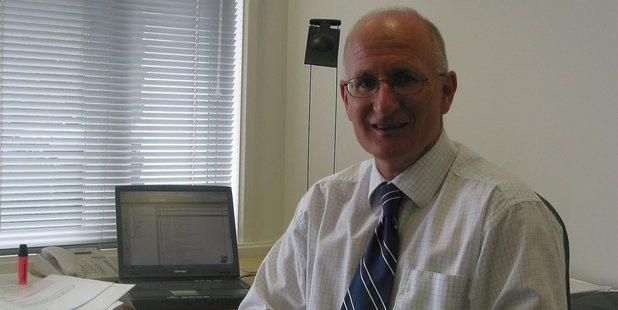 Edgewater College principal Allan Vester. Photo / File