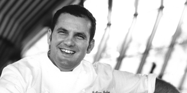 French chef Guillaume Brahimi . File photo / NZ Herald