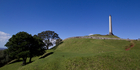 Hundreds of people walk to the summit of Maungakiekie (One Tree Hill) every day. Photo / Richard Robinson.