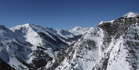 Looking out at Snowmass Mountain from the top of Aspen Snowmass. Photo / Sarah Ivey